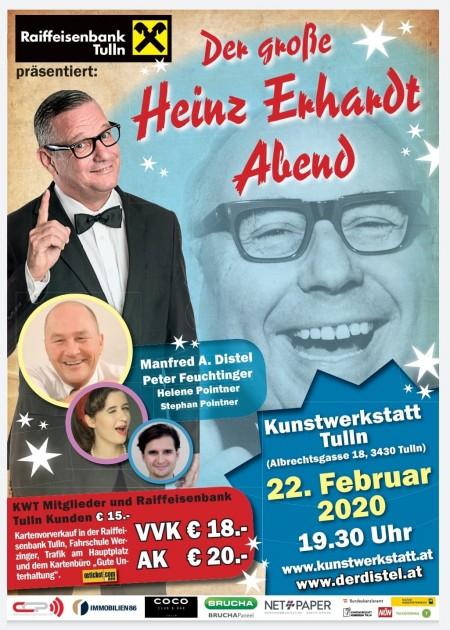 Plakat Erhardt
