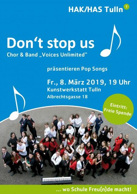 Chor Konzert 2019
